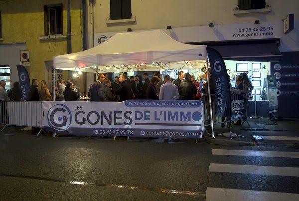 Vidéo Les Gones de l'immo